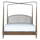 Anderkit Tufted Headboard King Bed