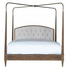 Anderkit Tufted Headboard Bed