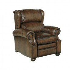 Bernhardt Leather Recliner