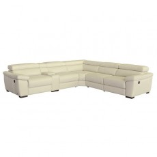 Leather Motion Sectional