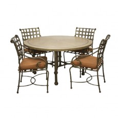 Brown Jordan Outdoor Dining Set