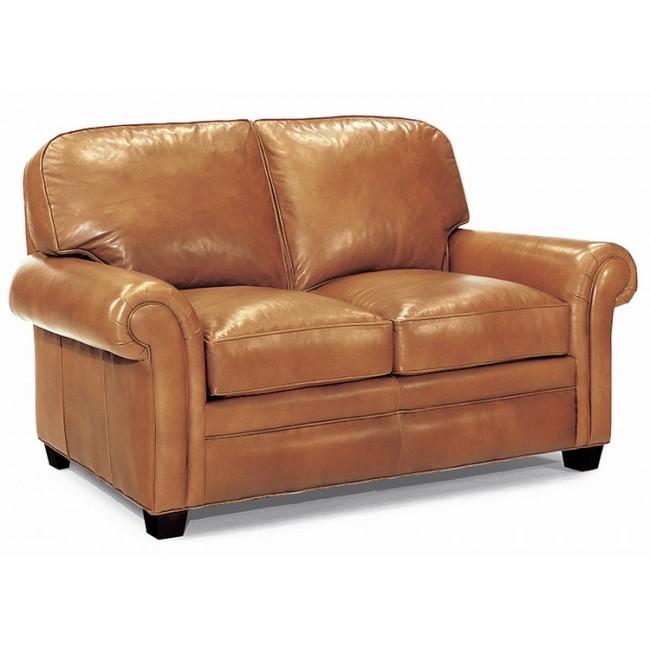 Leather Furniture Repair Kelowna: City Loveseat