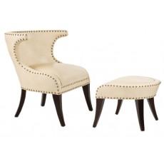 Flirt Chair and Ottoman
