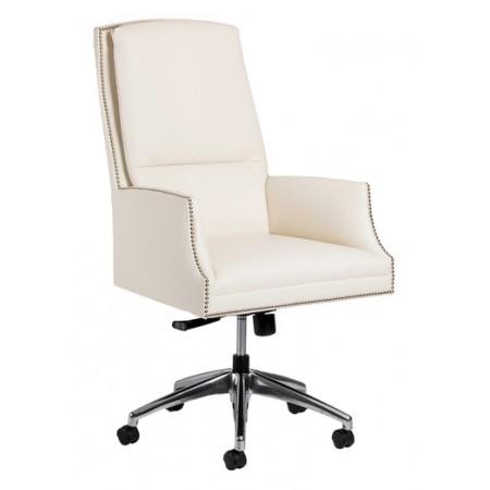 Beckett Swivel Tilt Pneumatic Lift Chair