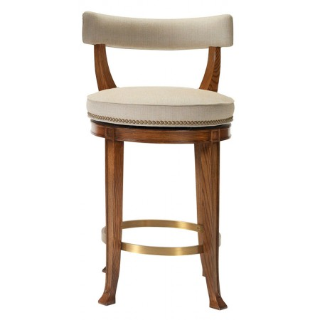 Newbury Swivel Counter Stool