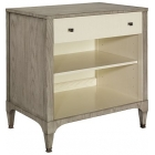 Artisan Small Single Drawer Chest - Ash
