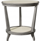 Rye Round Side Table - Ash