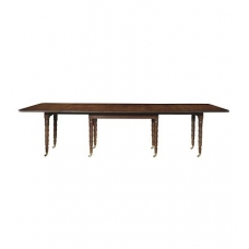 Christiansen Dining Table with Beeswing Prima Vera