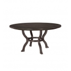 "Anvers 60"" Round Table Top and Base"