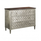 Murano Three Drawer Chest