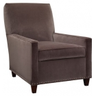 Narrow Square Arm Chair
