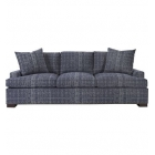 M2M Wide Square Arm Sofa