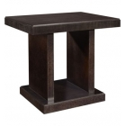 Chase Reeded Side Table