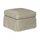 Hickory Chair Upholstery St. Charles M2M Ottoman