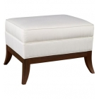 Hickory Chair Upholstery Gentry Ottoman