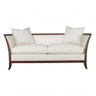 Hickory Chair Upholstery Gentry Loveseat
