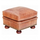 Hickory Chair Upholstery Rawlings Ottoman