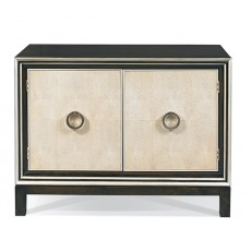Eric Low Two-Door Cabinet