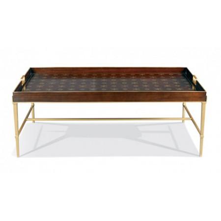 Bailey Tray Table - Gold