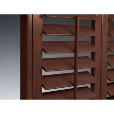 Heritance® Hardwood Plantation Shutters by Hunter Douglas