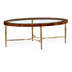 Oval CoffeeTable