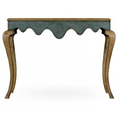 Maran Washed Oak Console