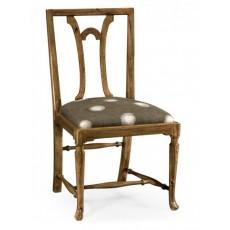 Lewellen Grey Oak Side Chair