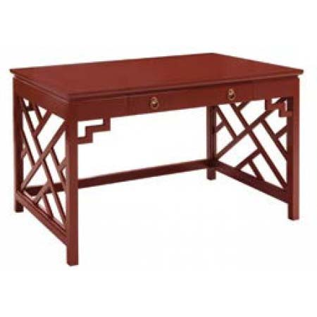 Kindel Trellis Writing Desk