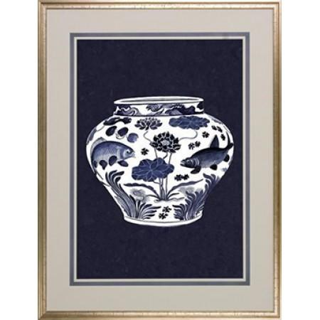 Porcelain in Blue & White P5577B