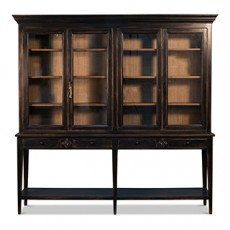 Beacon Hill Display Case, Ebony