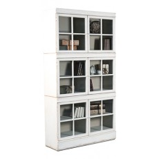 The White Belle Bookcase