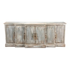 Waterfall Front Credenza