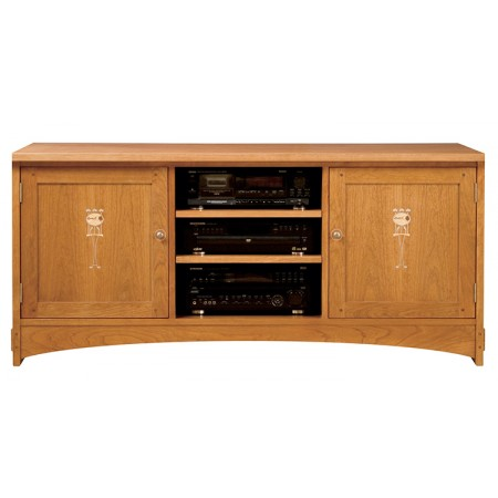 "62"" Harvey Ellis TV Console"