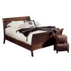 Panel Sleigh Bed Full