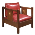 Harvey Ellis Cube Chair