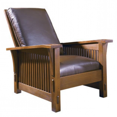 Spindle Morris Chair