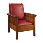 Occasional Spindle Lounge Chair