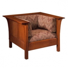 Stickley Mission Prairie Chair