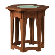 Gus Tile Top Tabouret