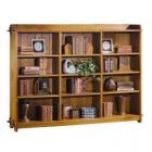 Open Triple Bookcase