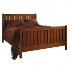 Slat Bed King