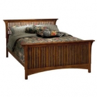 Spindle Bed Cal King