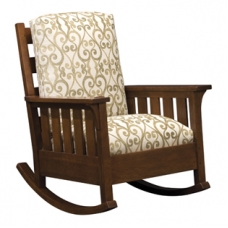 Stickley Mission Gus Rocker