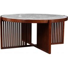 Park Slope Round Cocktail Table