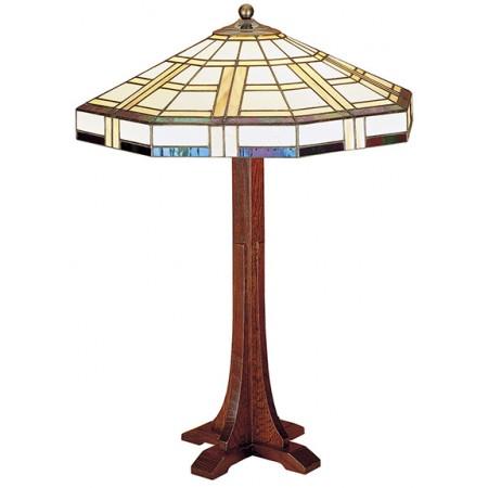 Cross Base Table Lamp