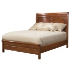 Lancaster Panel Bed, Cal King