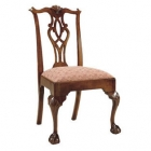 Chippendale Ball & Claw Side Chair
