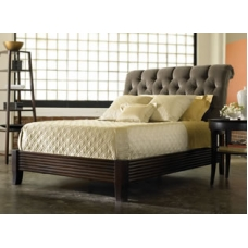 Leopold's Tufted Bed - Cal King