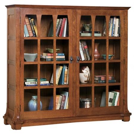 Gus Commemorative Bookcase