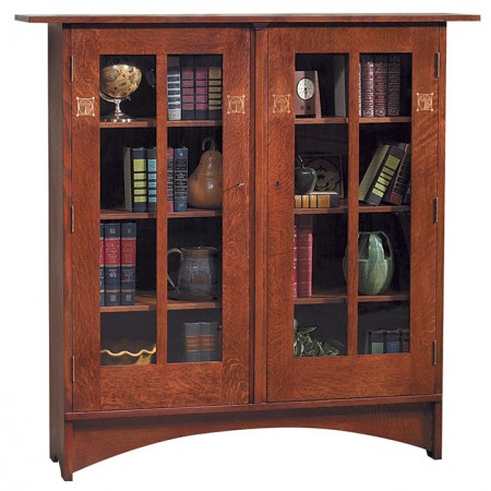 Harvey Ellis Bookcase